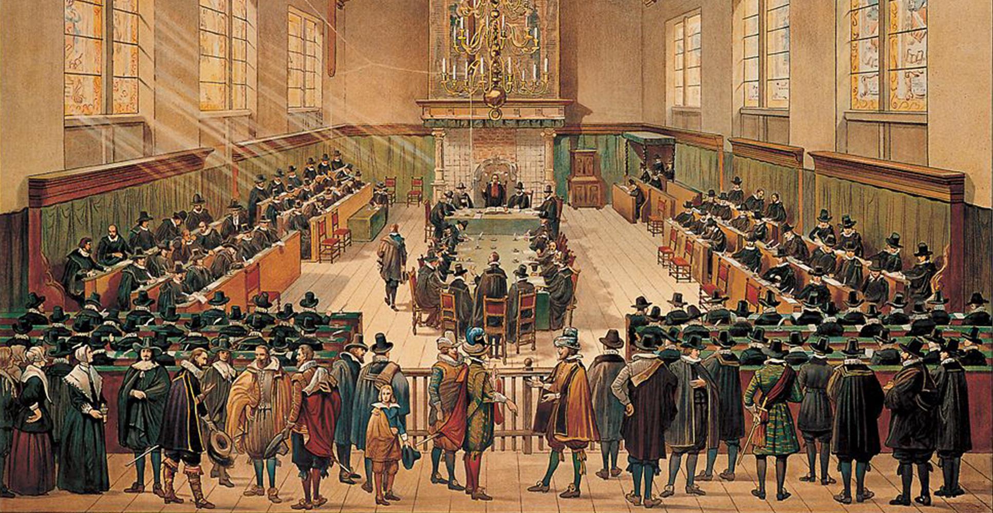 Synode te Dordtrecht